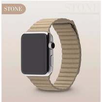 Pulseira Apple Watch 42mm Couro Varias Cores. Leather Loop