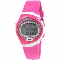 Relógio Feminino Mormaii Technos Digital Moderno Esport Rosa