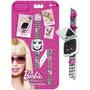 Relógio Barbie Pulseira Divertida