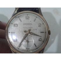 Antigo Relógio Omodox Suiço A Corda Anos 60 P/ Coleção