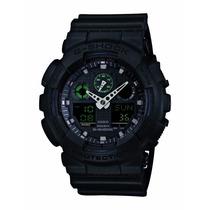 Relógio Casio G-shock Ana-digi Ga-100mb-1adr