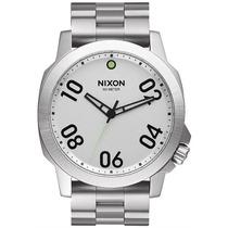 Relógio Nixon Ranger 45 Ss Silver