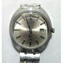 Relógio De Pulso Masculino Citizen Automatic Vintage