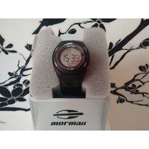 Relógio Mormaii Feminino Digital Yp9465/8q - Preto/rosa R21