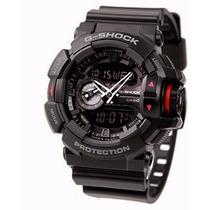 Relógio Casio G-shock Ga400 1b Original Pta Entrega C/ Sedex