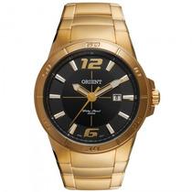 Relógio Orient Mgss1083 P2kx Masculino Dourado - Refinado