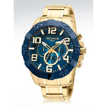 Relógio Technos Os20iq/4a Legacy Loja Technos