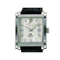 Relógio Masculino Automático Luxo Algarismos Romanos Orient
