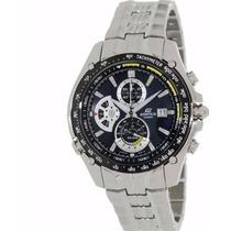 Relógio Masculino Casio Edifice Ef-543d-2av - Amarelo