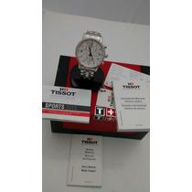 Relógio Tissot Prc200 - Original - Mostrador Branco