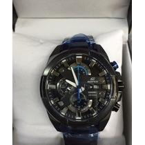 Relógio Casio Edifice Black Frete Gratis 12x Sem Juros