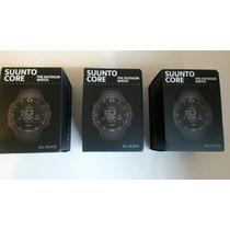 Relógio Suunto Core All Black Novo, Original, Na Caixa