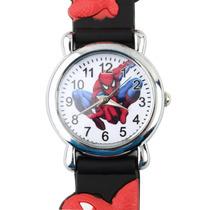Relógio Pulso Infantil Homem Aranha