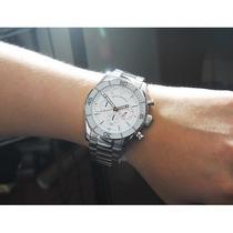 Relógio Emporio Armani Ar5932 - Ea - Ar5932 Crono Branco