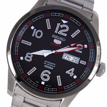 Relógio Seiko Estilo Militar Automático Srp629 Srp629k1 New!