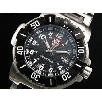 Rarissimo Relogio Luminox Evo Navy Seals 6100 Series Carbono