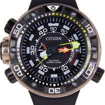 Relógio Citizen Aqualand Eco-drive Bn2025-02e 12 X Sem Juros