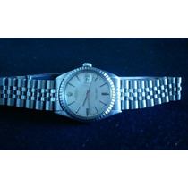 Rolex Datejust Oyster Date Automatico Revisado Cal 1570