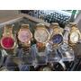 Relógio Feminino Banhado A Ouro 18 K