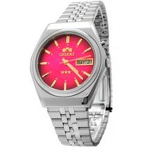 Relógio Orient Automático 21 Jewels 3 Estrelas