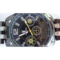 Relógio Masculino Potenzia 100% Original