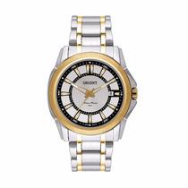 Relógio Orient Masculino Mtss1071 Dourado