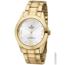 Relógio Champion Feminino Dourado Ch24268h
