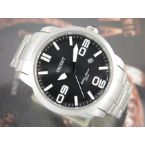 O R I E N T Relógio Orient Sport Pilot Aço Masculino Quartz