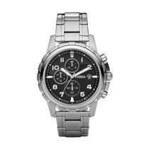 Relógio Fossil Masculino Prata Ffs4542/z Revenda Autorizada