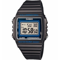 Relogio Casio W-215 H-8av Alarme Cronometro Wr 50m Pa