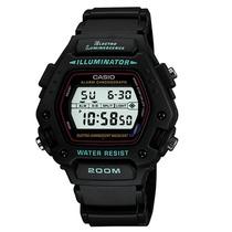 Relógio Casio Digital Dw-290-1vs Cronômetro 200 Metros