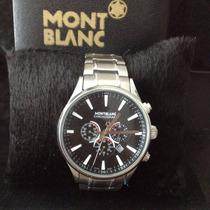 Relógio Masculino Importado Mont Blanc