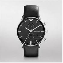 Relógio Emporio Armani Ar0397 Com Caixa 12x Sem Juros