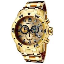 Relógio Invicta Pro Diver Scuba 0074 + Maleta