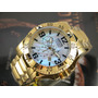 I N V I C T A Relógio Invicta Reserve Plaque Ouro 80560