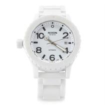 Relógio Nixon 42-20 Ceramic 126 All White A148126-00