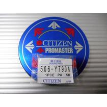 Coroa Aqualand I C022 / Jp2000 Citizen Original Série Prata
