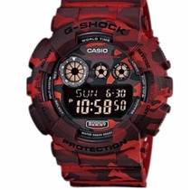 Relogio Casio G-shock Gd-120cm-4dr