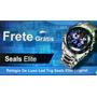 Relógio De Luxo Led Tvg Seals Elite Original Frete Grátis