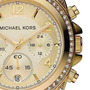 Relógio Michael Kors Mk5166 Dourado Midsize 12x S Juros