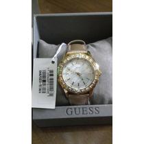 Relógio Feminino Guess 92468lpgsdc4 +nota Fiscal + Garantia
