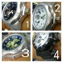 Relógios Funcionais Invicta Frete Grátis