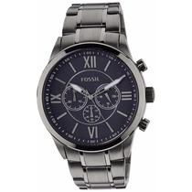 Relógio Fossil Bq1126 Cronograph Coleção Limitada 2016 Origi