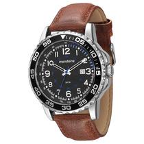 Relógio Mondaine Masculino 76402g0mgnh2. Analógico E Calen