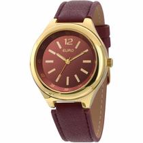 Relógio Euro Feminino Ref: Eu2035xyv/2r