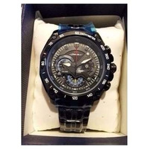Casio Edifice Red-bull Black