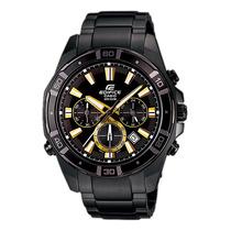 Relógio Casio Efr534bk Lindo Original Frete Grátis