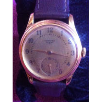 Relógio Longines, Década De 60, Ouro 18k Na Caixa, Todo Orig