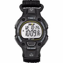 Relógio Timex Ironman 30 Lap Triathlon T5k693wkl/tn