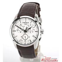 Relógio Tissot T-trend Couturier T035.617.16.031.00 Couro.